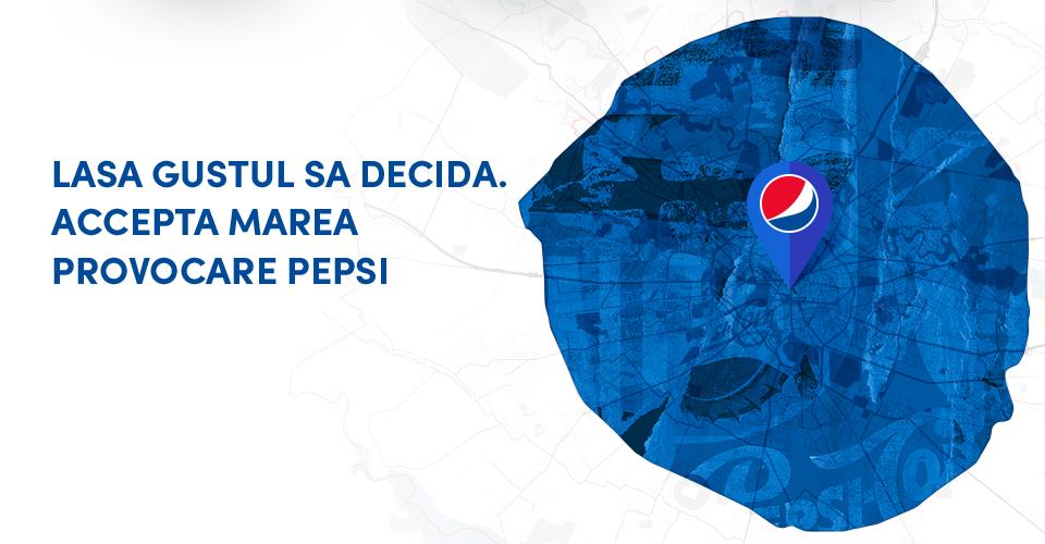 Pepsi e elegerea generatiilor cu spirit liber
